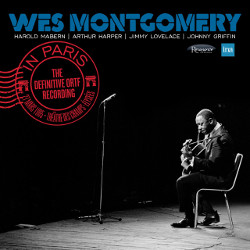 Cover Wes Montgomery Paris 1965