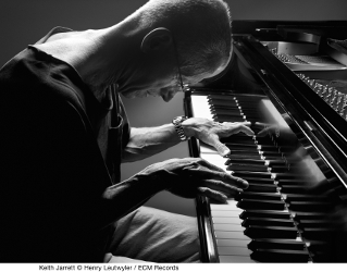 Keith Jarrett©Henry Leutwyler ECM Records