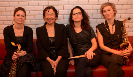 Rhoda Scott Lady Quartet crédit photo Philippe Marchin