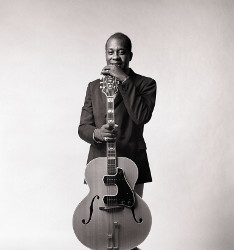 Grant Green 1970 ©Chuck Stewart Photography