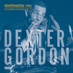 CD cover Dexter Gordon