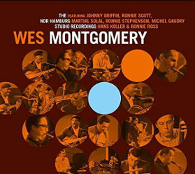 Cover Wes Montgomery The Ndr Hamburg Studio Recordings