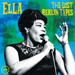 Ella The Lost Berlin Tapes Cover