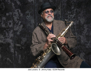 Joe Lovano©Jimmy Katz ECM Records